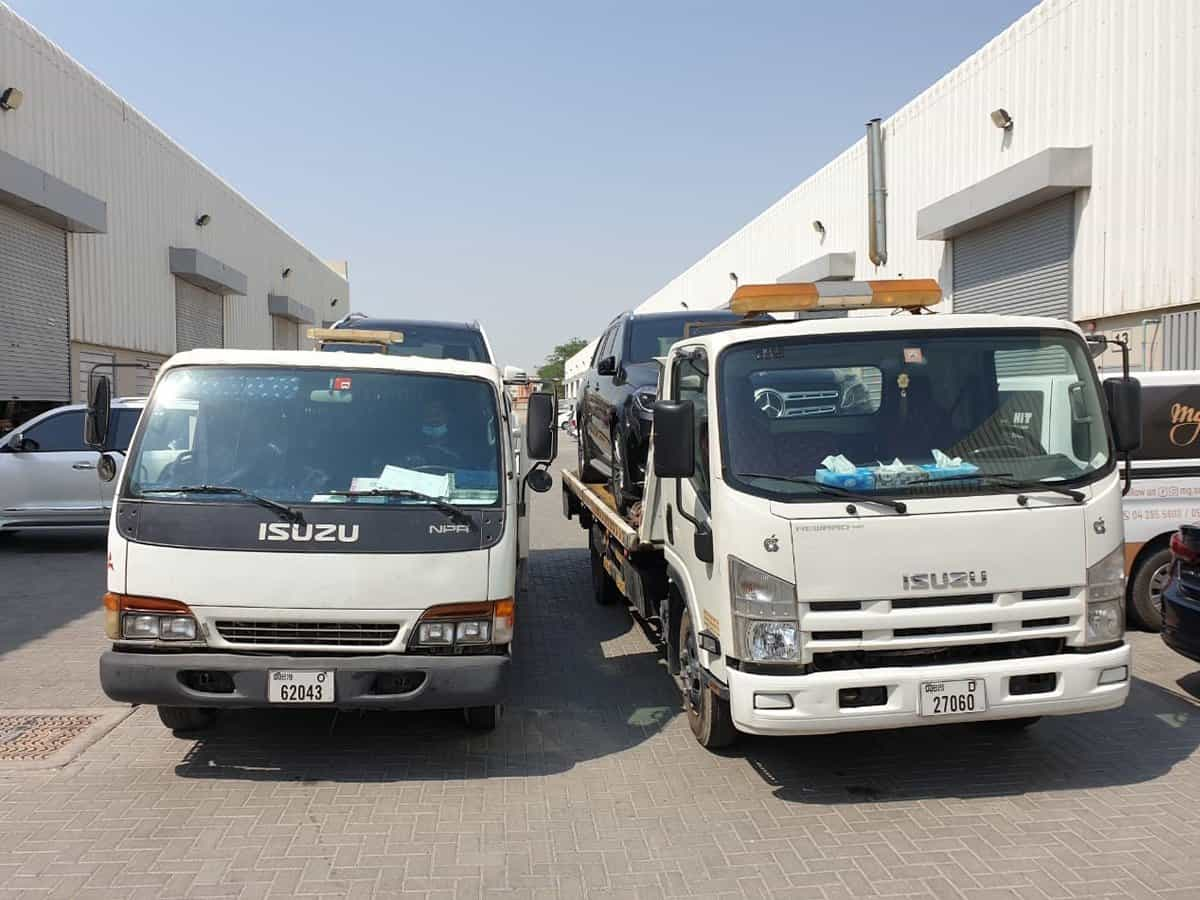 dubai - Service - July 2021